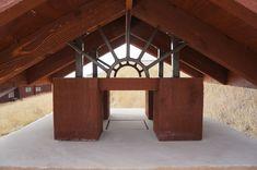 Custom Steel Braces | Entry Monument | Boulder, Colorado | by Prolithic Designs