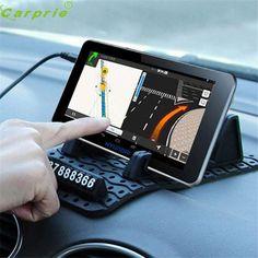 Car Non-Slip Mat Car Dashboard GPS Phone Holder