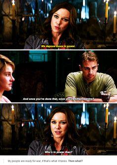 Tobias & Evelyn Eaton #Insurgent