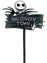 nightmare before christmas decorations halloween - Google Search
