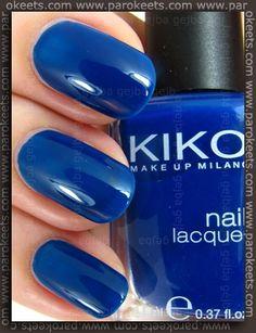 Kiko Blu Inchiostro (no. 335) http://www.parokeets.com/en/2012/05/kiko-blu-inchiostro-nail-polish-no-335/