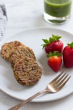 Chickpea Hemp Seed Sausages- super healthy meatless sausages that taste like the real thing! (vegan, gf)