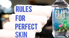 RULES FOR PERFECT SKIN | #GiveawayFriday