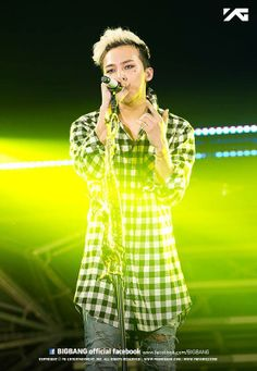 G-Dragon ♡ #BIGBANG's Concerts @ Kyocera Dome