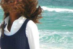 Blue Jean Beach Hair - Limited Edition 1 of 50 #art #photography #beach