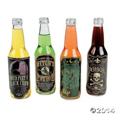 Halloween+Drink+Bottle+Labels+-+OrientalTrading.com