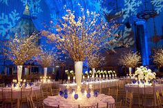centerpieces for winter wedding decorations