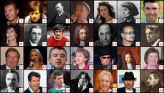 Famous Irish People (Images) - By wiggytitch