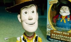 "Woody, Stinky Pete, ""Toy Story 2"" (1999)"