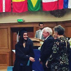 Graduation day! #proudgodmother #southbankinternationalschool #marina #allistersparks #futurepresident  by santasemeli