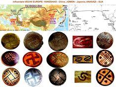 Marea migraţie: Cucuteni-Tripolie, Yangshao, Ban-Chiang, Jomon, Valdivia, Anasazi-Mogollon Samara, Coins, Personalized Items, Rooms