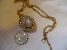 """23"""" Chain on Vintage Open & Close by Eclectic Elegance on Zibbet"""