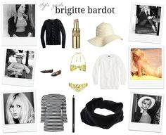 style guide | Brigitte Bardot