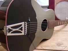 Vintage 1959 STELLA Harmony Sundale H906 2 - Tone Acoustic Guitar