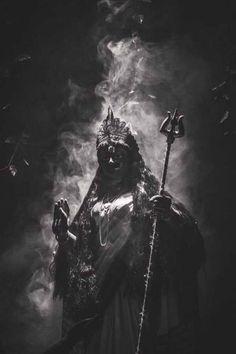Durga is exalted as the divine in Dasam Granth, a sacred text of Sikhism that is traditionally attributed to Guru Gobind Singh Kali Shiva, Kali Hindu, Kali Mata, Shiva Shakti, Krishna Hindu, Indian Goddess Kali, Goddess Art, Goddess Lakshmi, Lord Durga