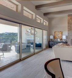 Sliding Glass Doors That Expand Your View. Featuring Moving Glass Wall  Systems Sliding Patio Doors
