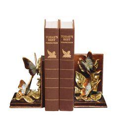 Sterling Industries Pair Butterflies Foraging Decorative Accessory 91-4504 #lightingnewyork #lny #lighting