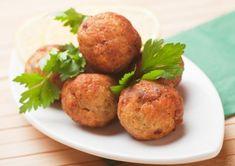 Boulettes de daurade : Ces boulettes de poisson aux herbes ont un goût délicieux...