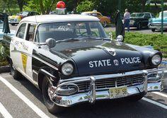 '56 Ford Police Cruiser