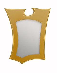 Mirror No.3 - Abstract Accent Mirror