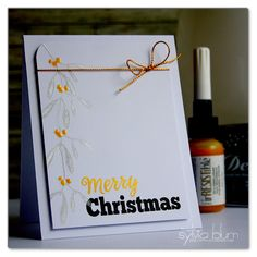 Merry Christmas by ~Fee~ - Cards and Paper Crafts at Splitcoaststampers