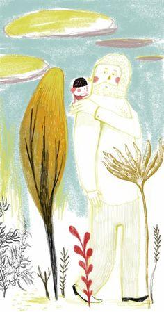illustration by Samuel Ribeyron