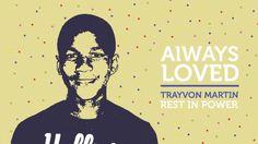 Artist Adrian Franks pays tribute to Trayvon Martin with an amazing piece