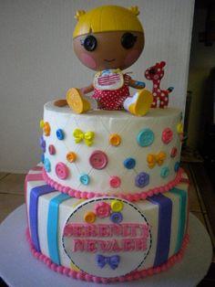 Lalaloopsi — Children's Birthday Cakes