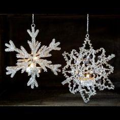 Teelichthalter 2er Set Siana #loberon #christmas #Xmas #Weihnachten
