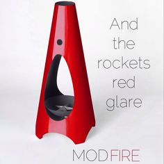 """Proud to say """"Made in the USA""""#modern #modfire #midcentury #americanmade#outdoor #outdoorfireplace #dwell #design"""