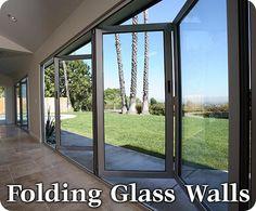 Folding Glass Wall Main Image