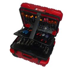Introductory Price. Look at our newest tool case. All Red.! $239 ground shipped anywhere in the lower 48 States.