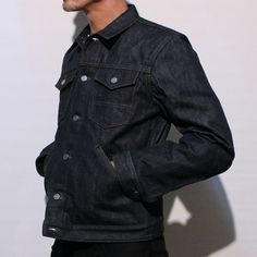 Big John Rare Denim Jacket 15.5oz Unsanforized : SUNSETSTAR