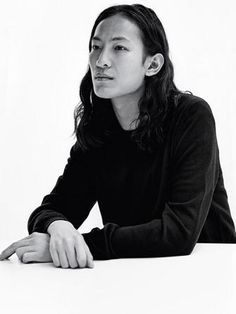 Wang: One designer we seriously want to be friends with.