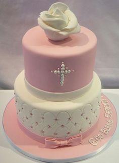 pastel para primera comunión28
