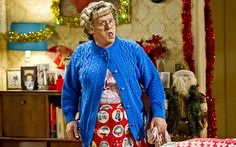 BBC Christmas schedule - Mrs Brown's Boys