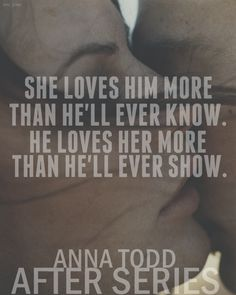Anna Todd - After series
