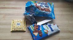Minäkö keski-ikäinen?: Suklaa ruokaympyräni tärkein siivu.