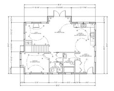 Draw Floor Plan Step 9