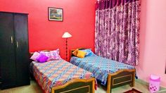 Paying Guest in India Paying Guest, Rooms For Rent, Serviced Apartments, Property Listing, Hostel, Female, Bed, Furniture, Home Decor