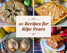 Keto Squash Casserole   Just A Pinch Recipes Apple Pear Pie, Pear Tart, Pear Dessert, Dessert Aux Fruits, Dessert Ideas, Recipe For Ripe Pears, Pear Recipes, Recipes For Pears, Fruit Recipes