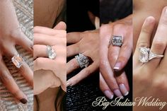 Here's presenting the top five most expensive engagement rings of all times. Get ready to be wowed!