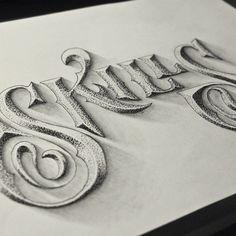 """""""Skills"""" by @janografo #goodtype #typography #skills"""