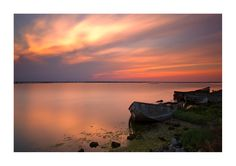 Sonnenuntergang am Strand - © Ursus Fotografie