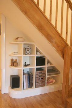 Under Stairs Storage desk under stairs - google search | home improvement | pinterest