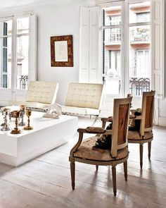 Ruth Burts Interiors: WHITES: Designers' Favorite White Paint Colors