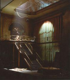 Loft au grand escalier, couleur charles matton 1989-1993