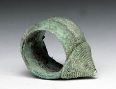 Attractive Bronze Ring, Vietnam, Dong Son culture, ca. 2500 BCE