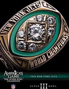 NFL: America's Game - 1968 New York Jets - Super Bowl III
