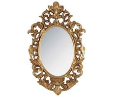 Extensive collection of Wooden - Polyester mirrors.Choose your Wooden-Polyester mirror from a wide selection and apply style to your deco. Home Living, Art Deco, Cool Stuff, Interior, Gold, Furniture, Home Decor, Wall Mirror, Mirrors